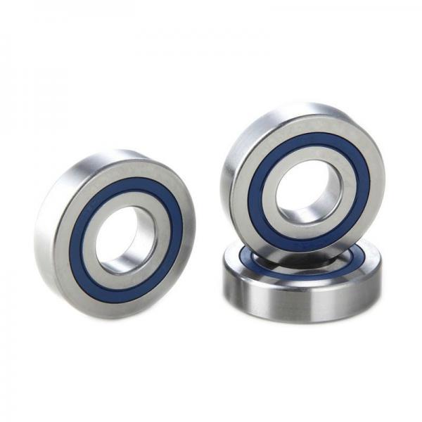 ISO K08x11x10 needle roller bearings #1 image