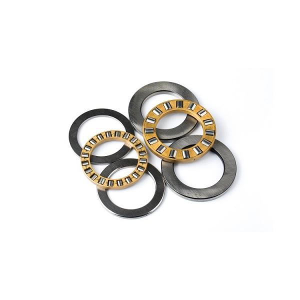 190 mm x 320 mm x 128 mm  NSK 190RUB41APV spherical roller bearings #1 image