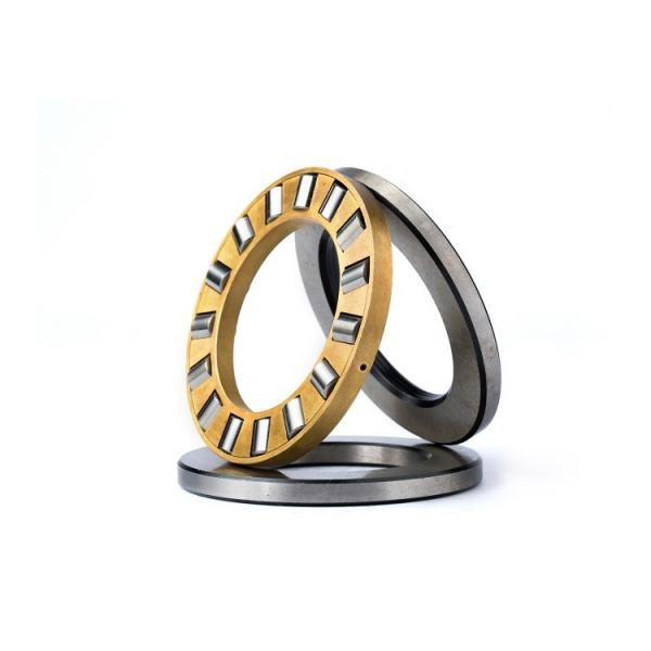 30 mm x 90 mm x 23 mm  ISO NH406 cylindrical roller bearings #1 image